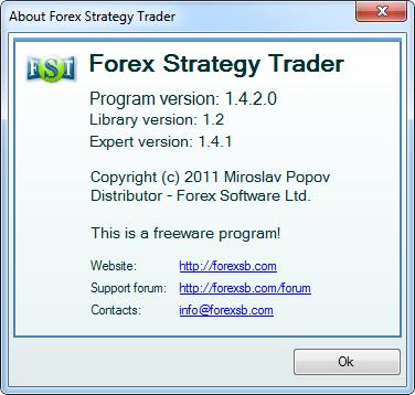 Forex news software