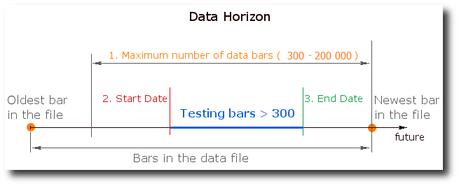 Data Horizon Explanation