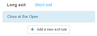 Nenhuma regra de entrada