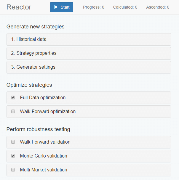 Reactor [Forex Software]