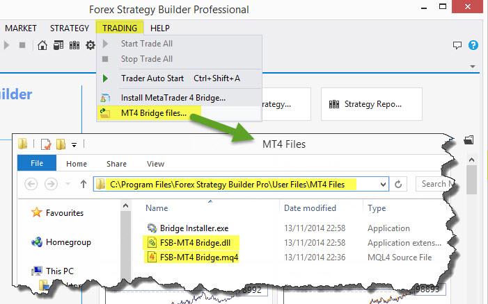 FSB-MT4 Bridge - Manual Installation [Forex Software]